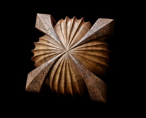 Clarisse Roche - Création bois Orsola